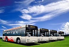 Zero emission bus fleet